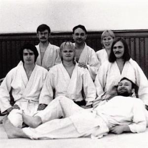 Copenhagen Aikido Club anno 1960
